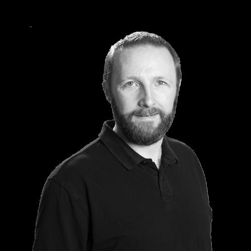 Head shot of Nic Gordon, Film Production Manager